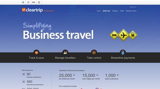 Cleartrip for Business: Business travel solution for companies