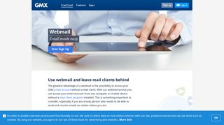 At www login gmx GMX Mail