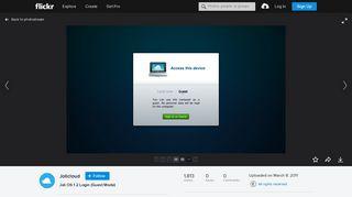 Joli OS 1.2 Login (Guest Mode)   Jolicloud   Flickr