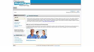 OHCA Provider Portal