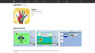 Wixie on the App Store - iTunes - Apple