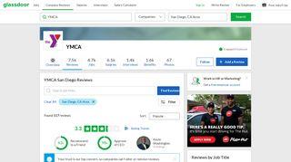 YMCA Reviews in San Diego, CA   Glassdoor