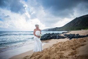 Oahu Beach Wedding Venue | Sandy Beach