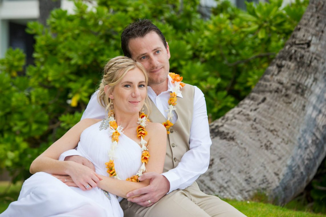 Beach Wedding Dress Kahala