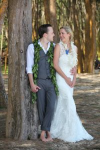 Elopement at Waimanalo