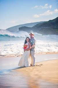 Hawaii Beach Wedding