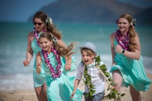 Family Vacation on Oahu