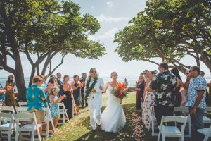 Happily Married at Leahi Park
