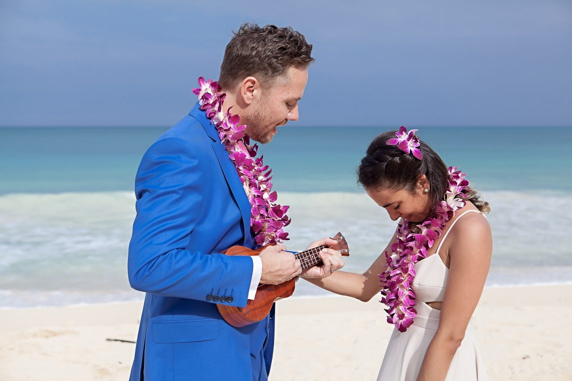 Elopement Packages on Oahu