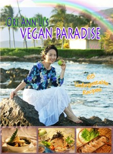 Ori Ann Li Vegan Paradise cover