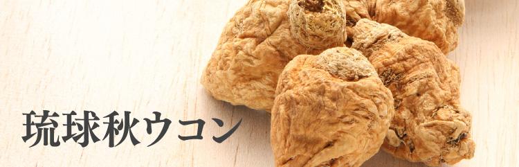 琉球秋ウコン