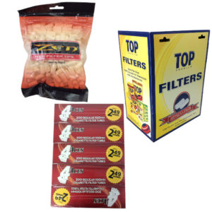 FILTERS/TUBES/TIPS