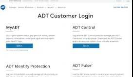 ADT Customer Support Number   Benefits For Current Customers   ADT