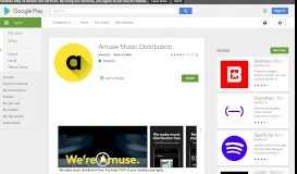 Amuse Music Distribution - Apps on Google Play
