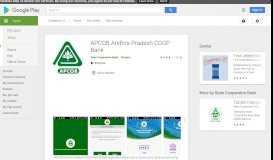 APCOB Andhra Pradesh COOP Bank - Apps on Google Play