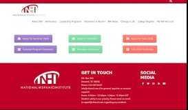 Apply | The National Hispanic Institute