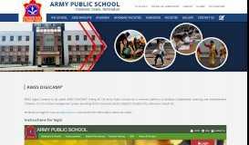 APS Digicamp - Army Public School, Clement Town, Dehradun