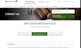 Business Customer Contact Us | Lex Autolease