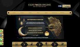 Clubpokeronline: Agen Judi Qiu Qiu, Capsa, Poker Online ...
