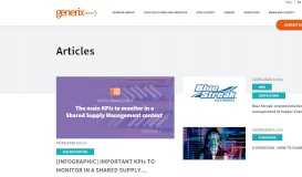 Collaborative portal: what advantages for e-invoicing? - Generix Group