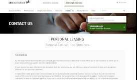 Contact Us | Lex Autolease