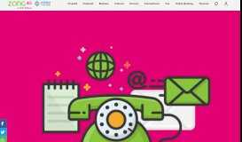 Contact - Zong 4G Pakistan