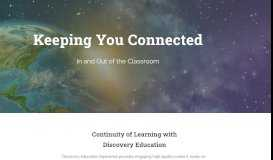 Discovery Education: Digital Textbooks & Education Resources