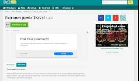 Download - Extranet Jumia Travel
