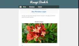 Dss Perodua Login - Resepi Book k