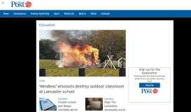 Education News - Lancashire Post