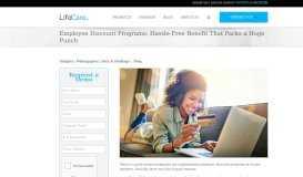 Employee Discount Programs: Hassle-Free Benefit ... - LifeCare