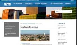 Employee Resources   Midland, TX - Official Website