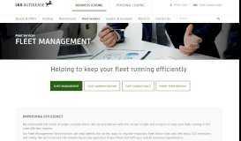 Fleet Management Services | Lex Autolease