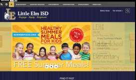 Focus - Little Elm ISD