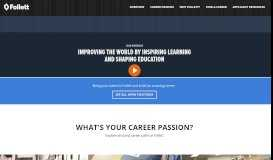 Follett Career Portal