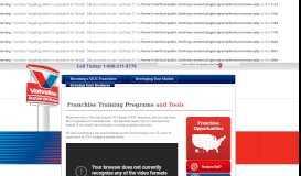 Franchise Training Programs and Tools | Valvoline