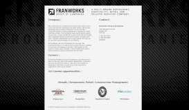 Franworks | A Multi-brand restaurant, hospitality, retail and ...