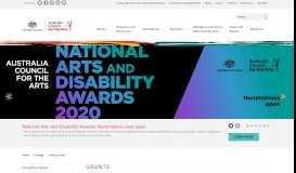 Funding | Australia Council