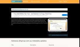 Gateway ALH Group (Gateway.alhgroup.com.au) - ALH ...