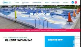 Gladstone – BlueFit Swimming