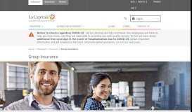 Group Health Insurance - Benefits   La Capitale