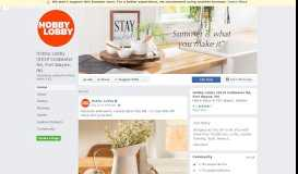 Hobby Lobby - Home | Facebook - Business Manager