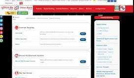 Internet Banking | Union Bank of India