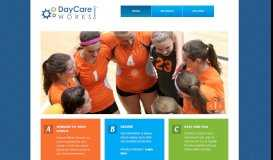 Leading Online Childcare Software - Family Portal - Daycare Works ...