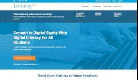 Learning.com - K-8 Digital Literacy Curriculum & Assessment ...