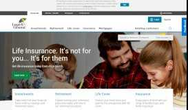 Legal & General - Investments, Retirement, Life Cover ...