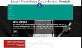 Legal Metrology Punjab