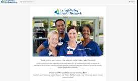 Lehigh Valley Health Network - Job Search - HealthcareSource