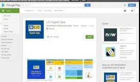 LIC Agent App - Apps on Google Play