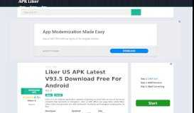 Liker US APK Latest V93.5 Download Free For Android